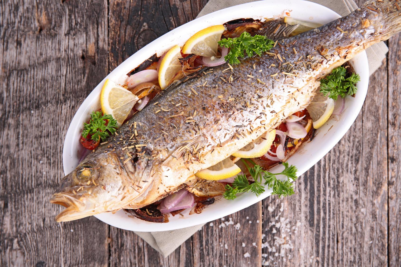 Einheimische fische i eisenherz kochschule m nchen for Einheimische fische gartenteich